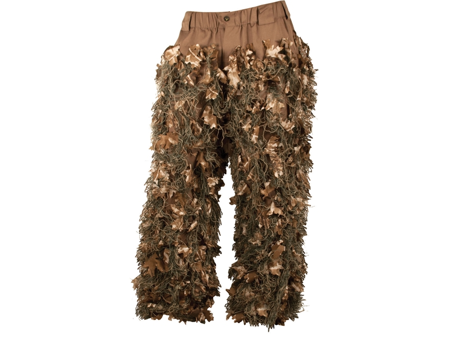 ScentBlocker Men's The Beast Ghillie Pants Polyester Camo