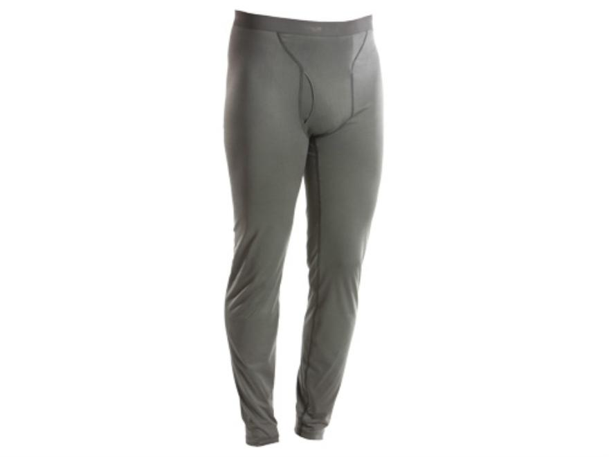 Sitka Gear Men's Traverse Base Layer Pants Polyester Charcoal Large 34-37