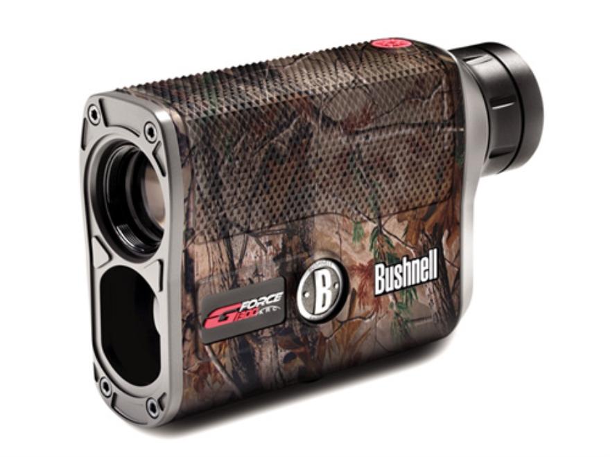 Bushnell G-Force 1300 ARC Laser Rangefinder 6x Realtree AP Camo