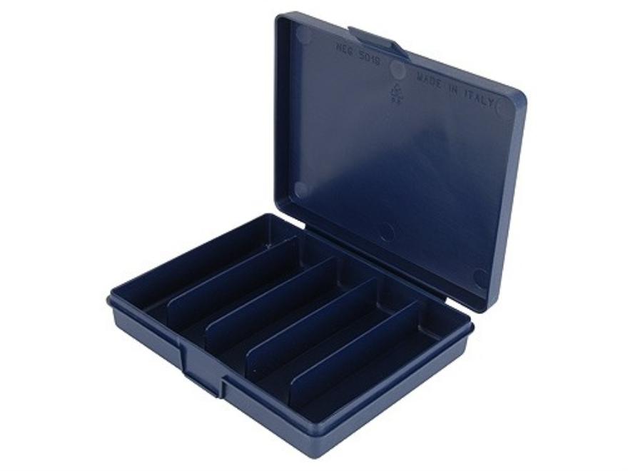 Beretta Choke Tube Case 5-Tube Plastic Blue