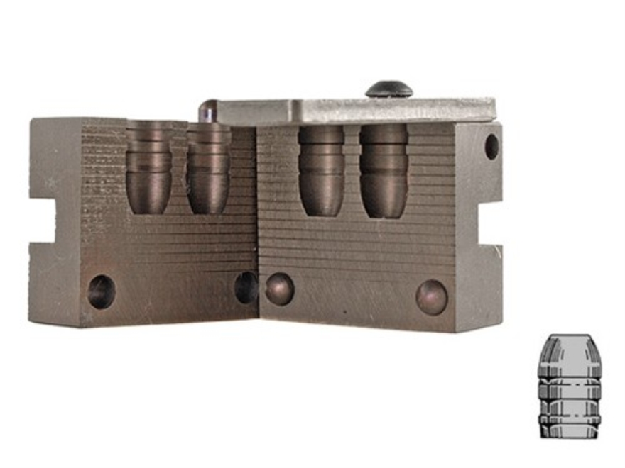 Saeco 2-Cavity Bullet Mold #431 44 Special, 44 Remington Magnum (430 Diameter) 250 Grai...