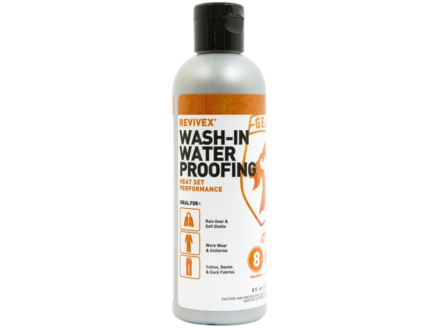 Gear Aid ReviveX Wash-In Waterproofing Liquid 8 oz