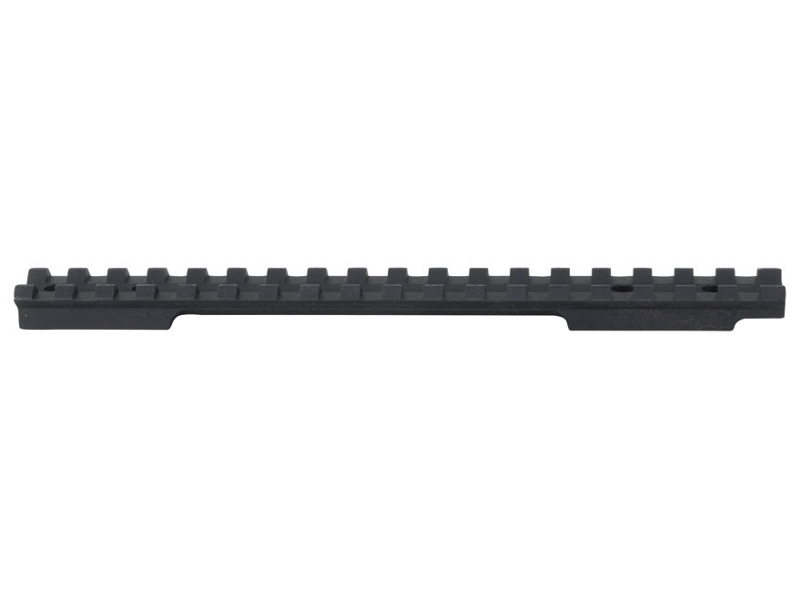EGW 1-Piece Picatinny-Style Base Savage 110 Through 116 Round Rear Long Action