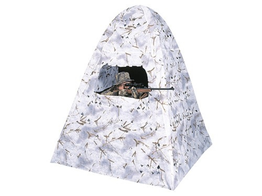 Ameristep Snow Cover Fits Outhouse Blinds Polyester Mpn