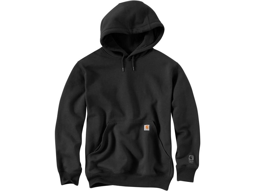 Carhartt Men's Rain Defender Paxton Heavyweight Hooded Sweatshirt Cotton/Polyester