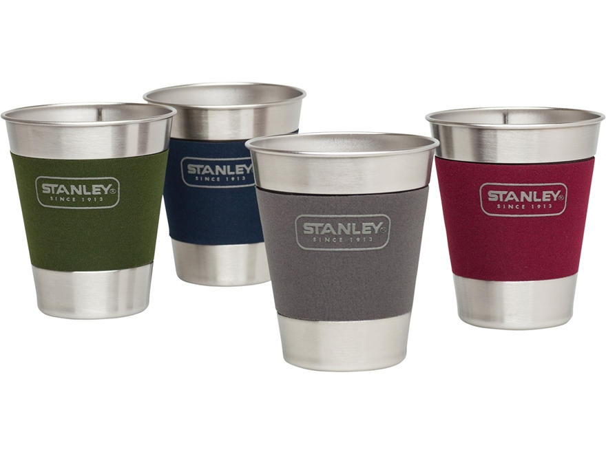 Stanley Adventure Stacking Steel Tumbler 12 oz Pack of 4