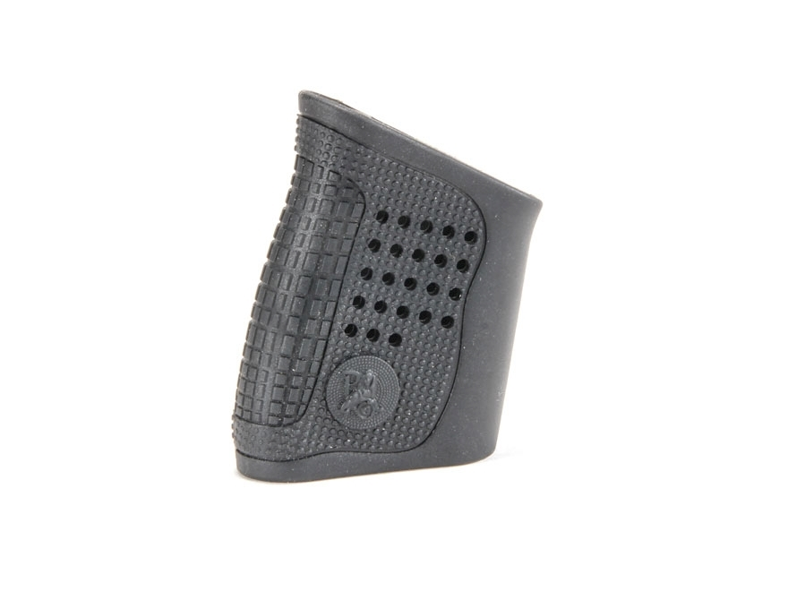 Pachmayr Tactical Grip Glove Slip-On Grip Sleeve Sig P320 Compact Rubber Black