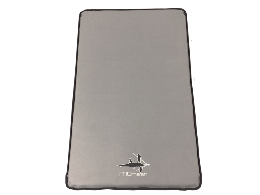 MoMarsh Kennel Pad PVC Grey