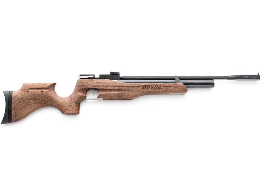 Chiappa FAS AR611 Sporter Air Rifle PCP Walnut Stock Blued Barrel