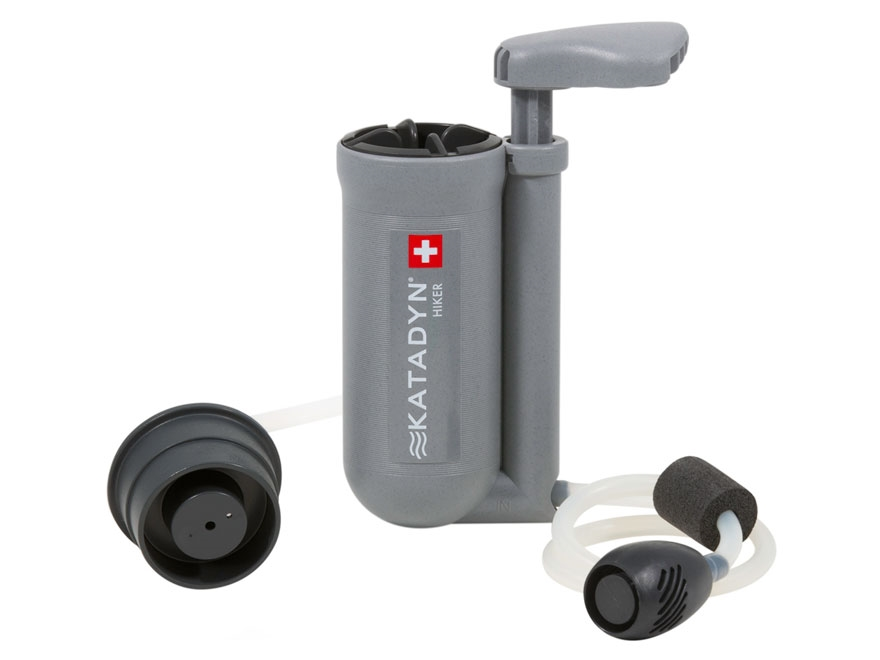 Katadyn Hiker Microfilter Water Filtration System Polymer