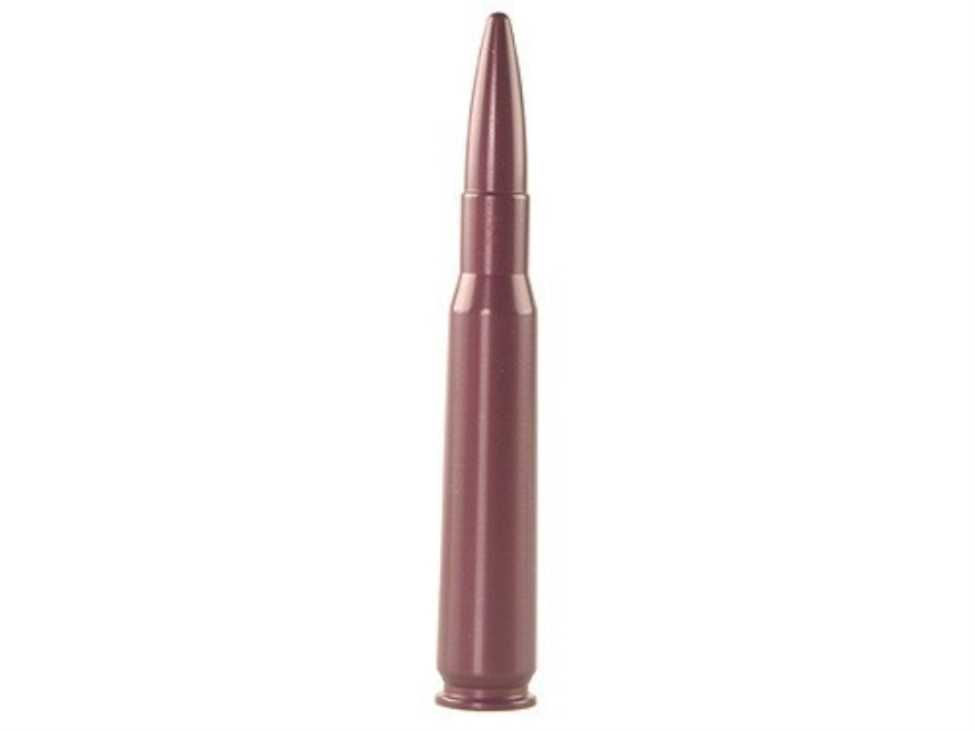 A-ZOOM Action Proving Dummy Round, Snap Cap 50 BMG Aluminum