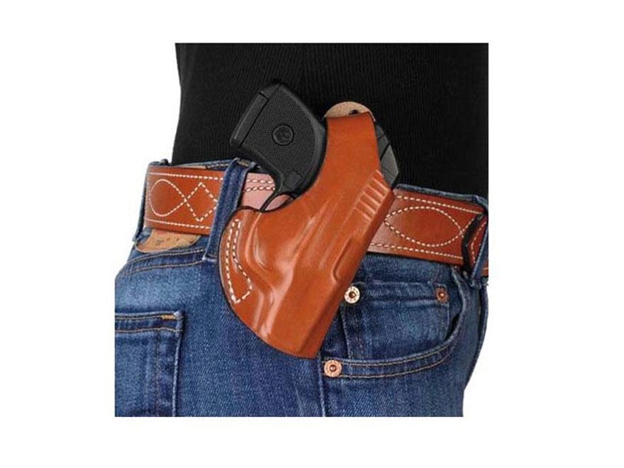 DeSantis The Maverick Holster S&W M&P Bodyguard 380 Leather