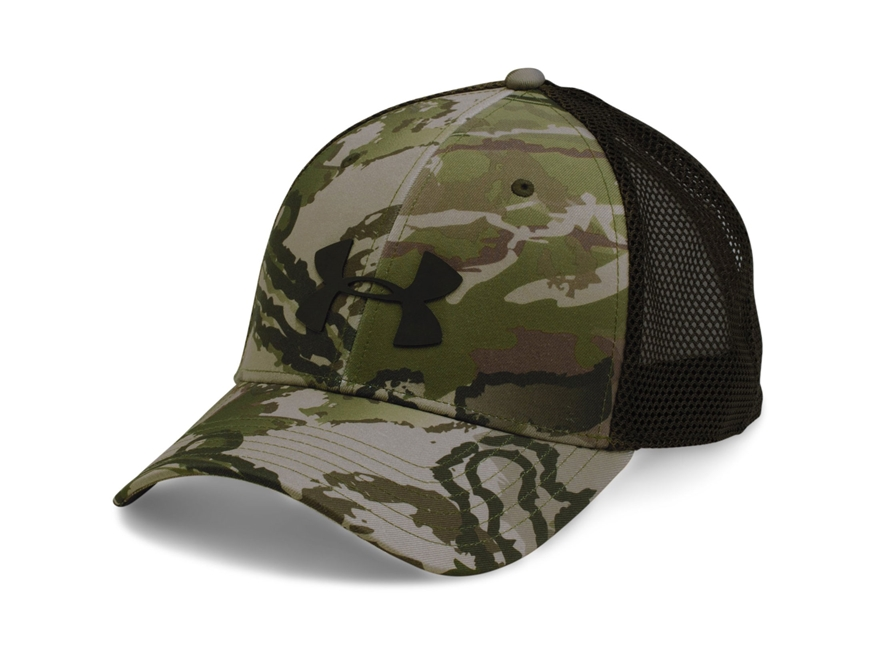 Under Armour UA Camo 2.0 Mesh Back Logo Cap