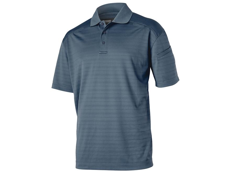 BLACKHAWK! Men's Cool React Polo Short Sleeve Polyester