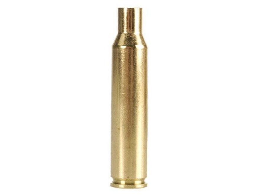 Norma USA Reloading Brass 6.5mm Carcano Box of 100 (Bulk Packaged)