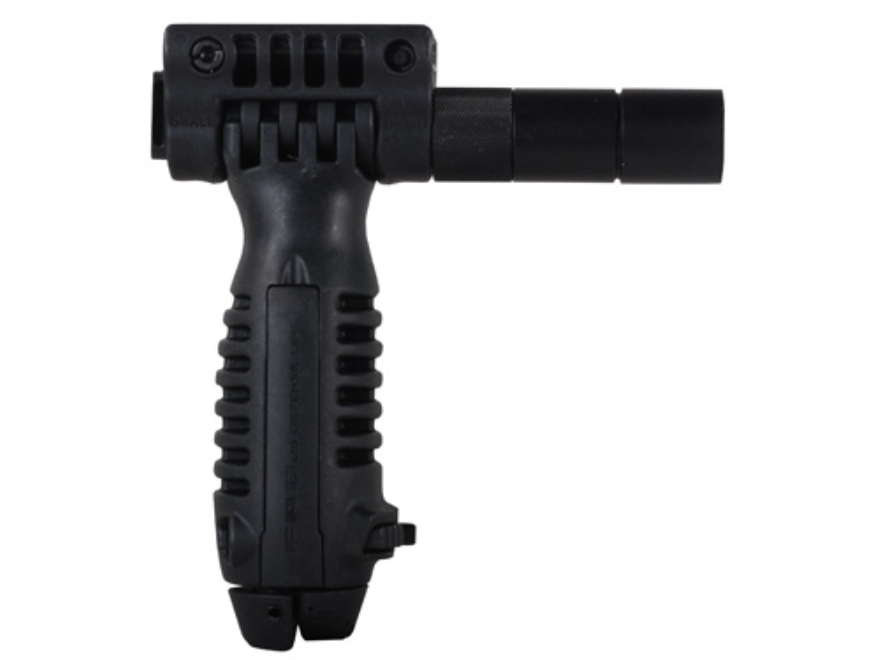 Mako T-PodSL Vertical Forend Grip with Bipod and Tactical Light