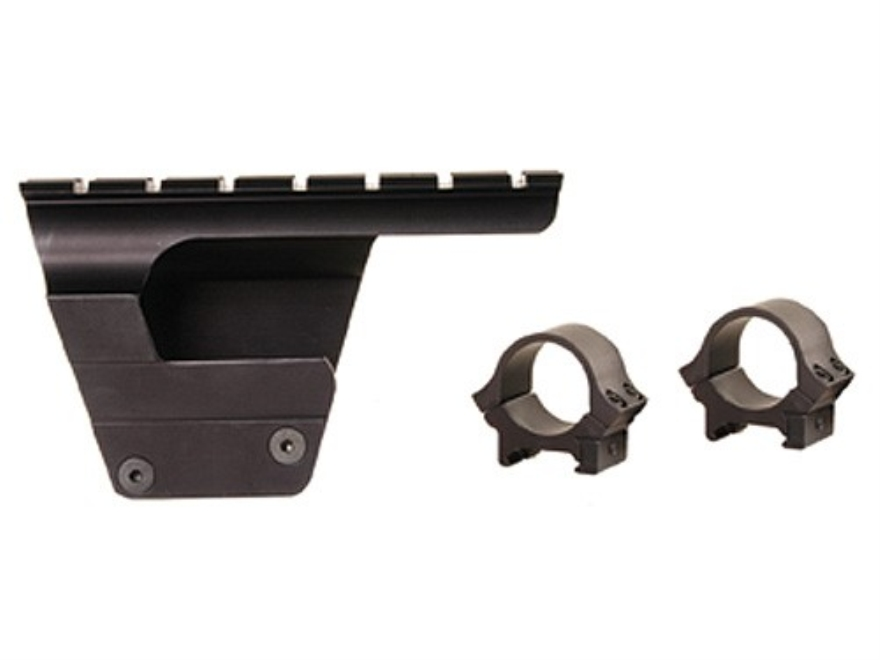 """B-Square Military Weaver-Style Scope Base with 1"""" Rings AK-47 and MAK-90 Receiver Mount..."""
