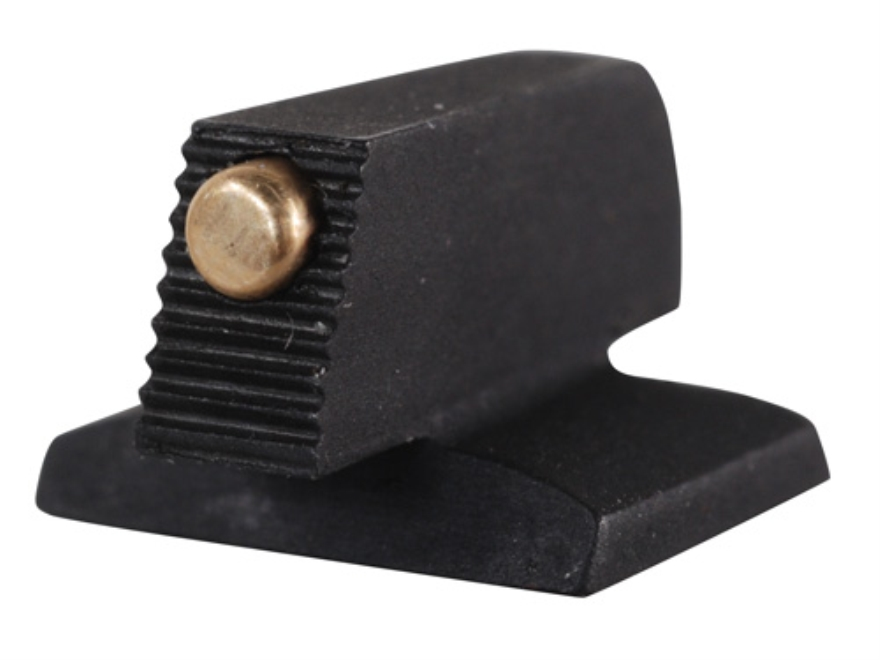 "Wilson Combat Snag-Free 1911 Heinie Front Sight .190"" Height .080"" Gold Bead"