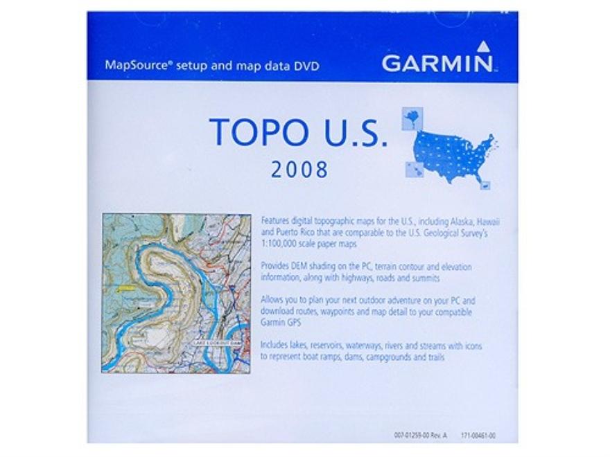 Garmin usa mapsource topo us 24k microsd data card washington oregon