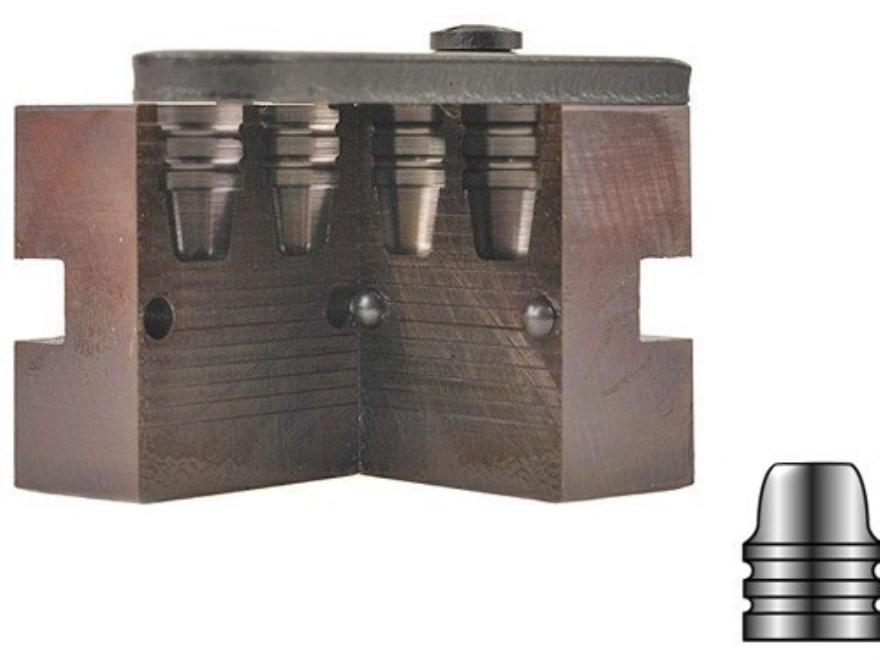 Lyman 2-Cavity Bullet Mold #452460 45 Caliber (452 Diameter) 200 Grain Semi-Wadcutter
