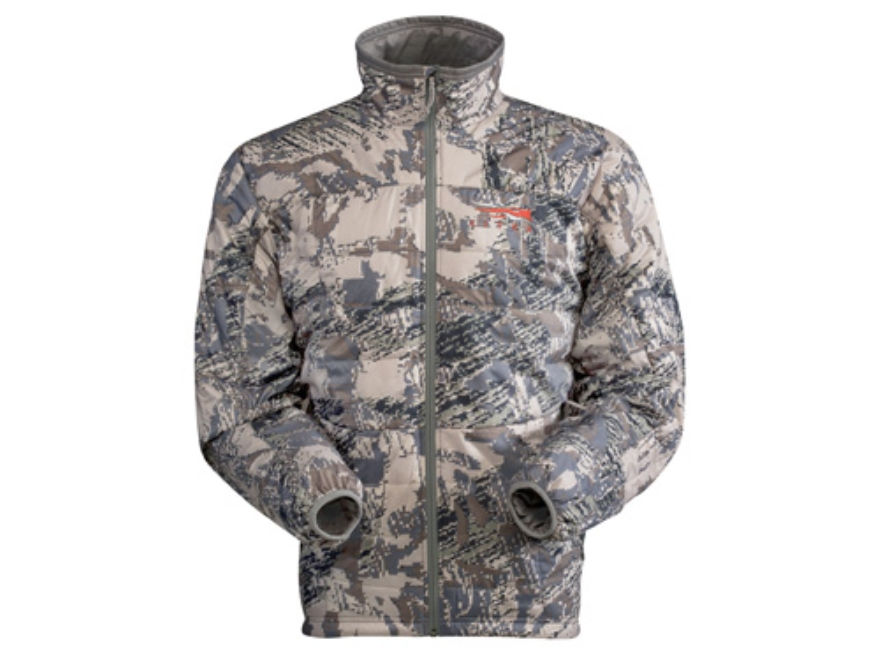 Sitka Gear Men's Kelvin Lite Insulated Jacket Polyester Gore Optifade Open Country Camo...