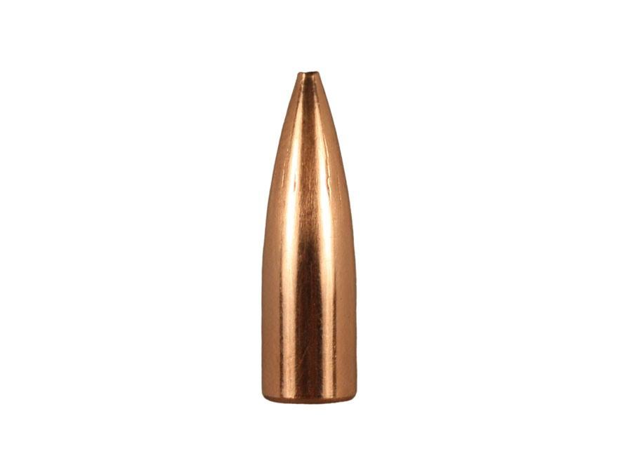 Berger Target Bullets 243 Caliber, 6mm (243 Diameter) 68 Grain Hollow Point Flat Base