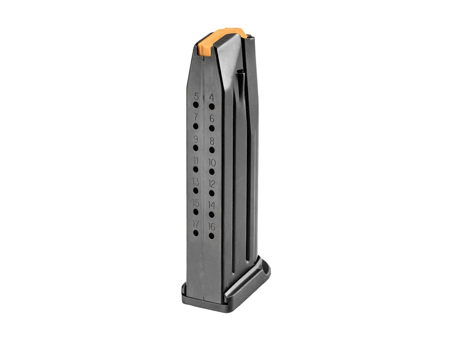FN Magazine FN 509 9mm Luger Stainless Steel Black