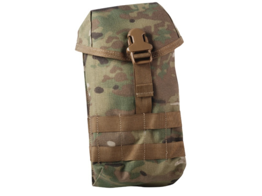 Tactical Tailor MOLLE Large Utility Pouch Nylon Multicam Camo