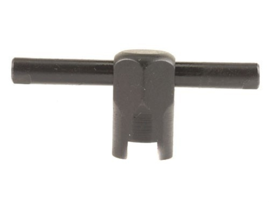 Thompson Center Black Powder Rifle Nipple Wrench for #11 Percussion Caps Black