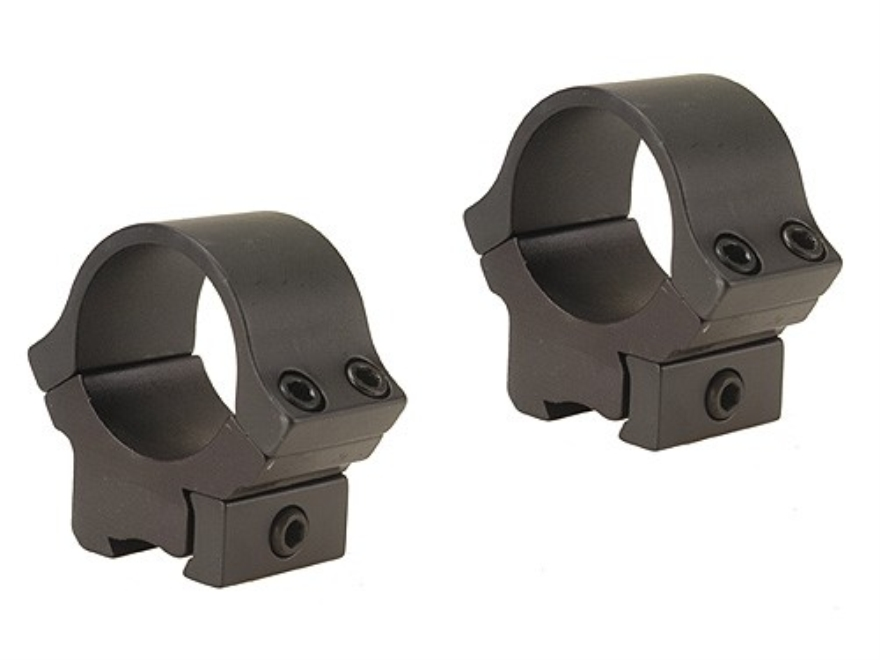 "B-Square 1"" Sport Utility 3/8"" Dovetail 22 Rimfire and Airgun Rings"