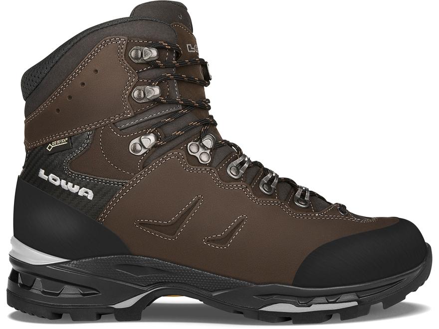 "Lowa Camino GTX Flex 8"" Waterproof Hunting Boots Nubuck Men's"