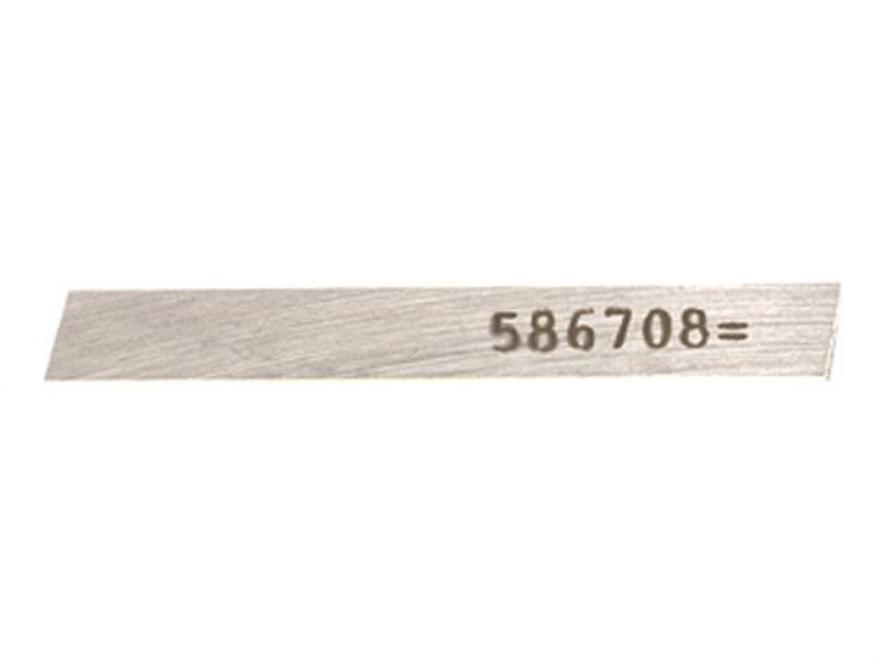 "PTG Barrel Threading Lathe Bit 55-Degree 1/4"""