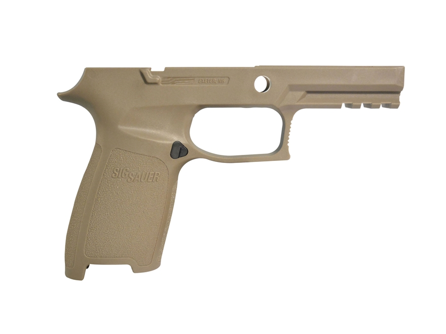 Sig Sauer Grip Module Assembly Sig P250, P320 9mm Luger, 357 Sig, 40 S&W Carry