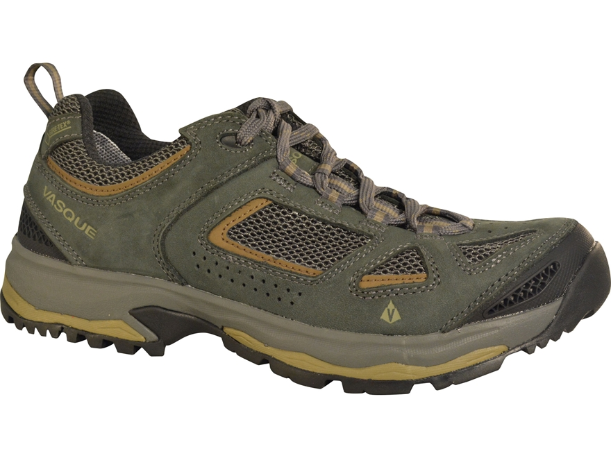 "Vasque Breeze III GTX 4"" Waterproof Hiking Shoes Leather/Nylon"