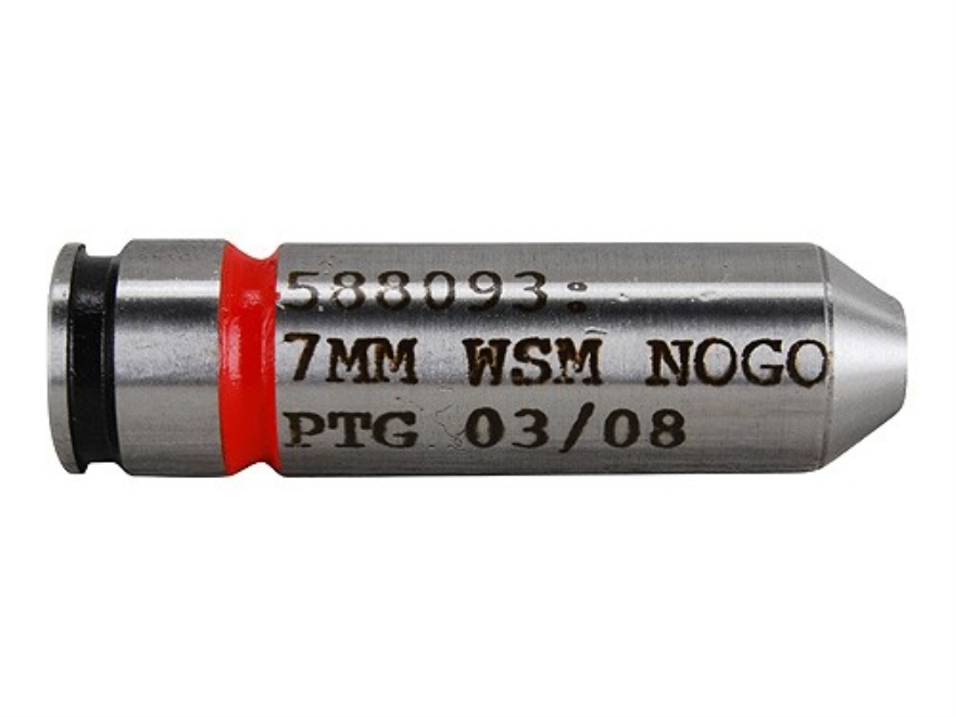 PTG Headspace No-Go Gauge 7mm Winchester Short Magnum (WSM)