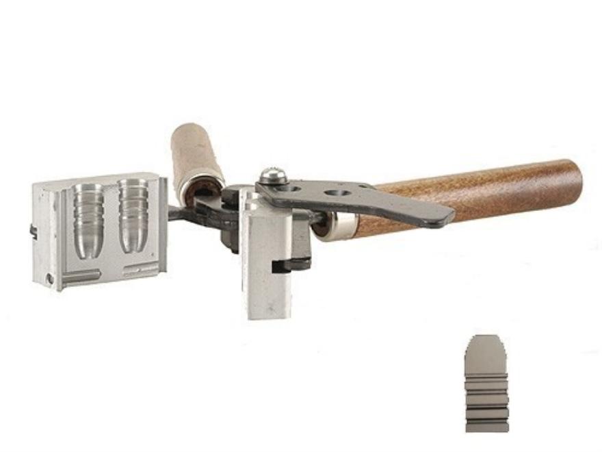 Lee 2-Cavity Bullet Mold 457-405-F 45-70 Government (457 Diameter) 405 Grain Flat Nose