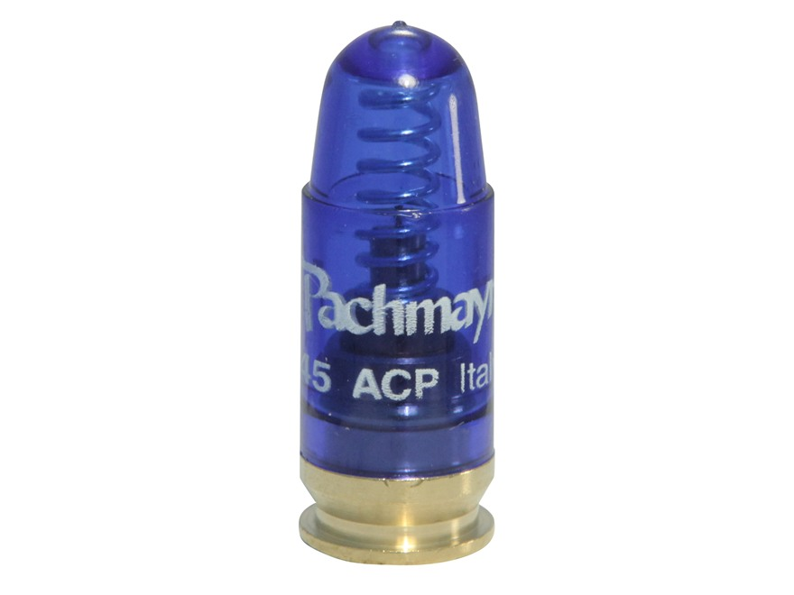 Pachmayr Snap Cap 45 ACP Polymer Pack of 5