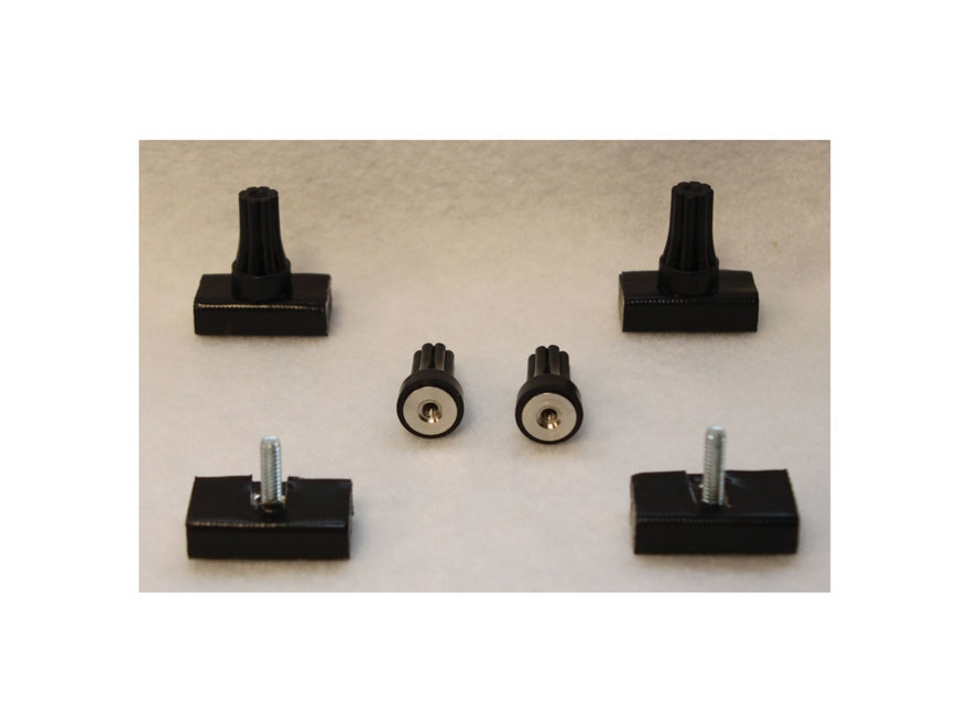 MagStorage Solutions Neodymium Magnet Mounting Kit