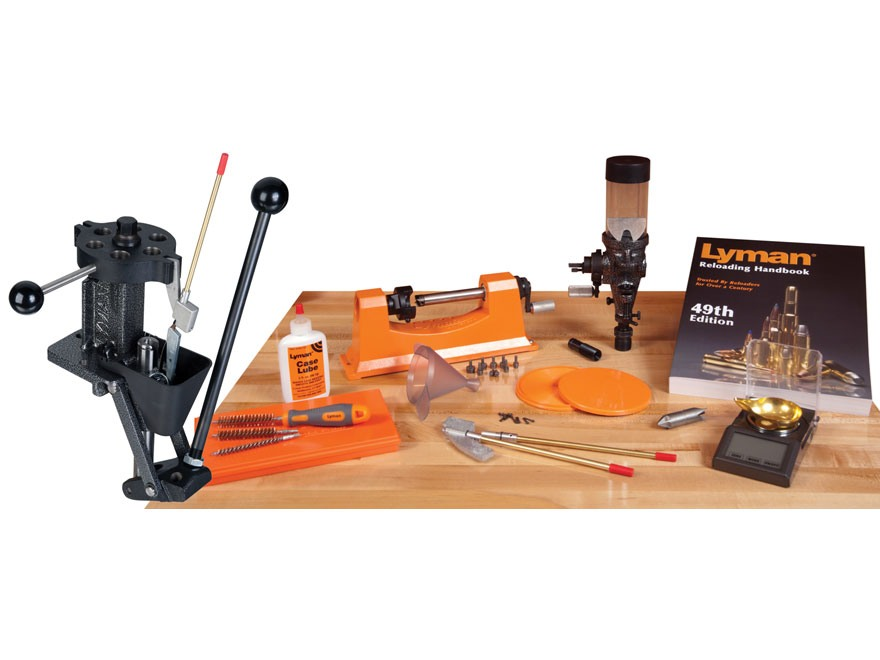 Lyman T-Mag 2 Turret Press Deluxe Expert Kit