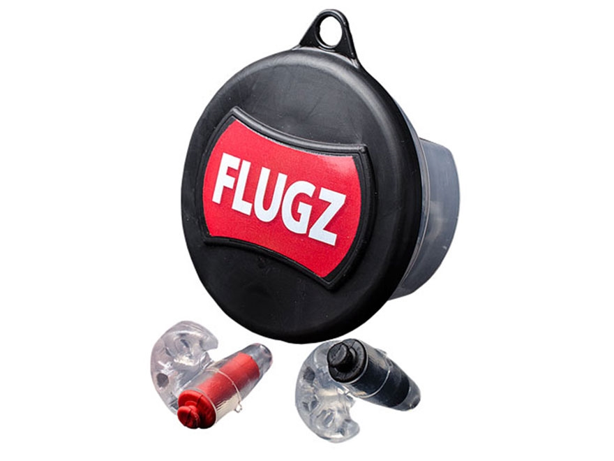 Otis FLUGZ Custom Molded Ear Plugs (NPR 21 dB)
