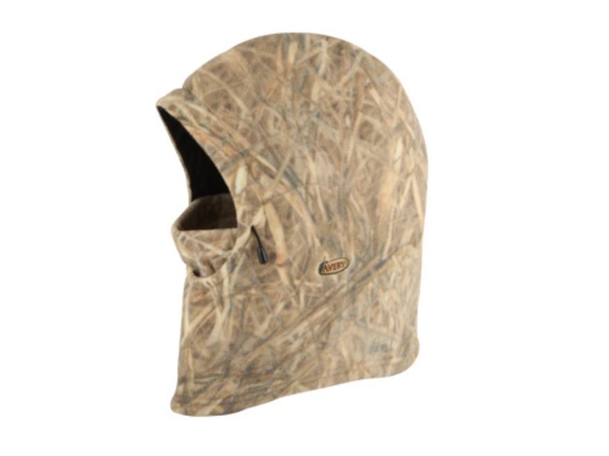 Avery Yukon Hood Fleece KW-1 Camo