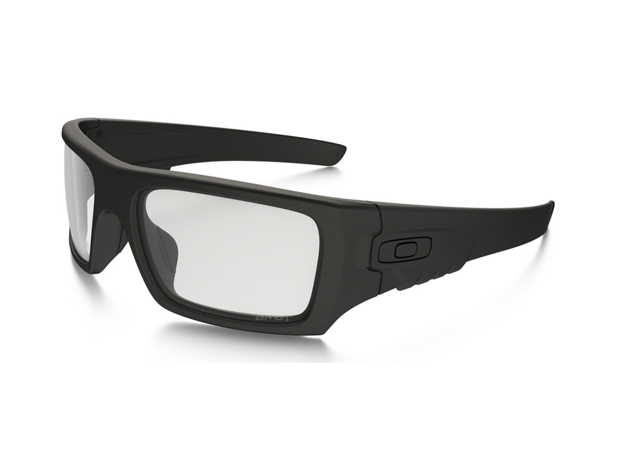 Oakley Det Cord Industrial Safety Glasses Cerakote