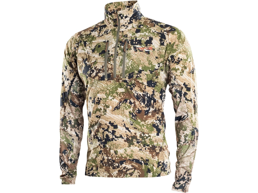 Sitka Gear Men's Ascent Lightweight Shirt Long Sleeve Polyester