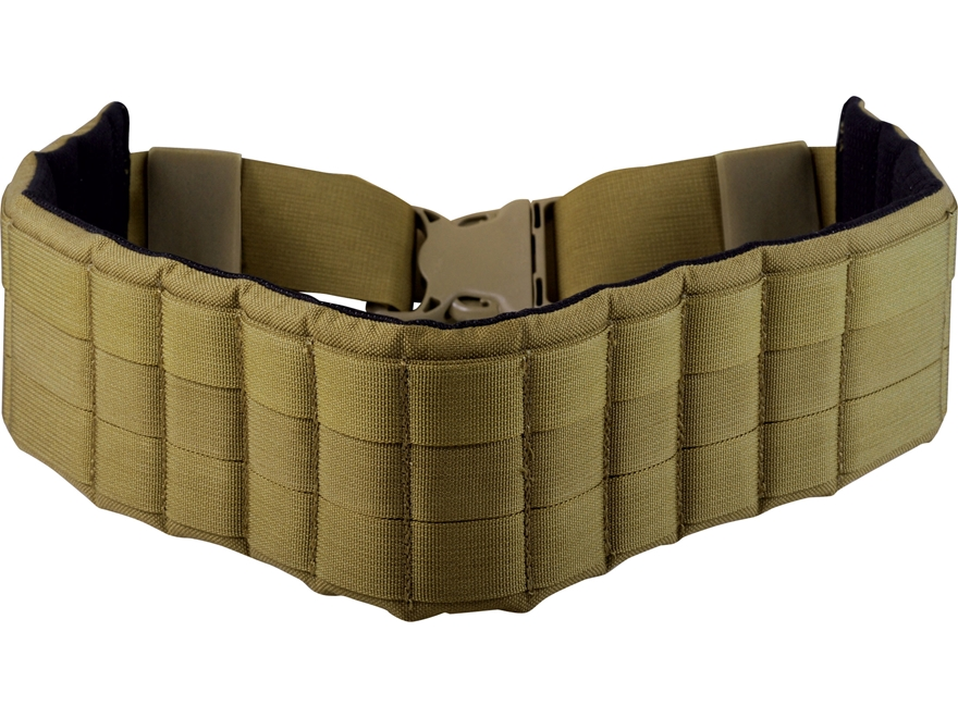Military Surplus Padded Patrol Belt
