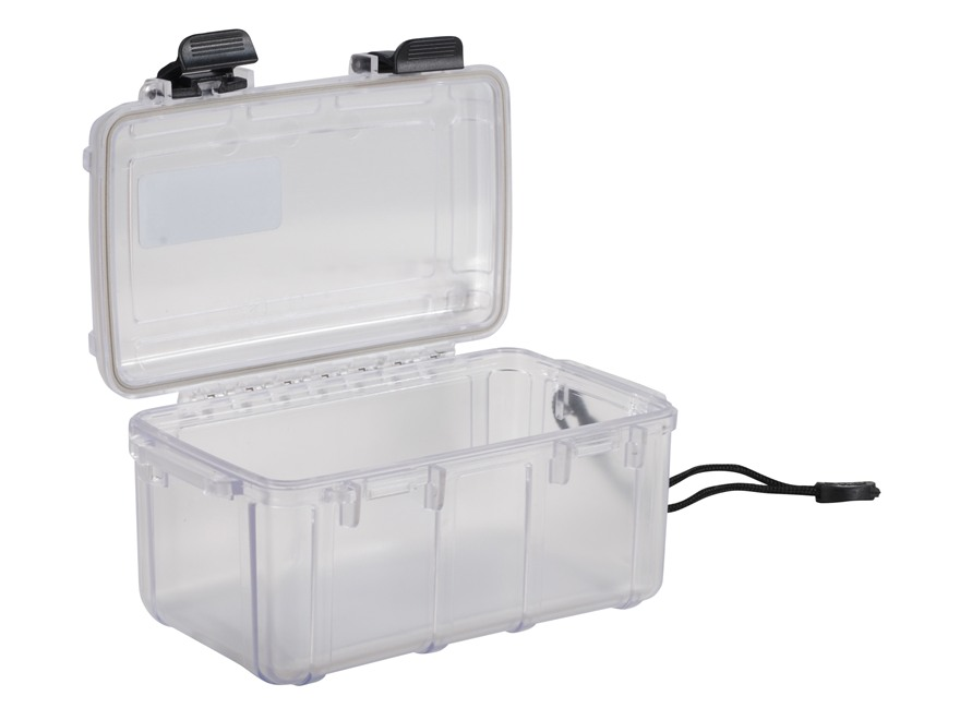 "Otterbox 2500 Waterproof Accessories Case 6.85"" x 4.57"" x 3.59"" Polymer"