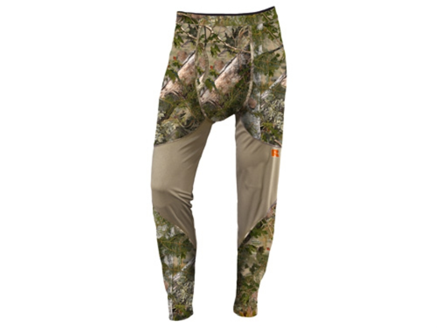 APX Men's L1 Alpine Base Layer Pants Polyester King's Mountain Shadow Camo Large 38-40 ...