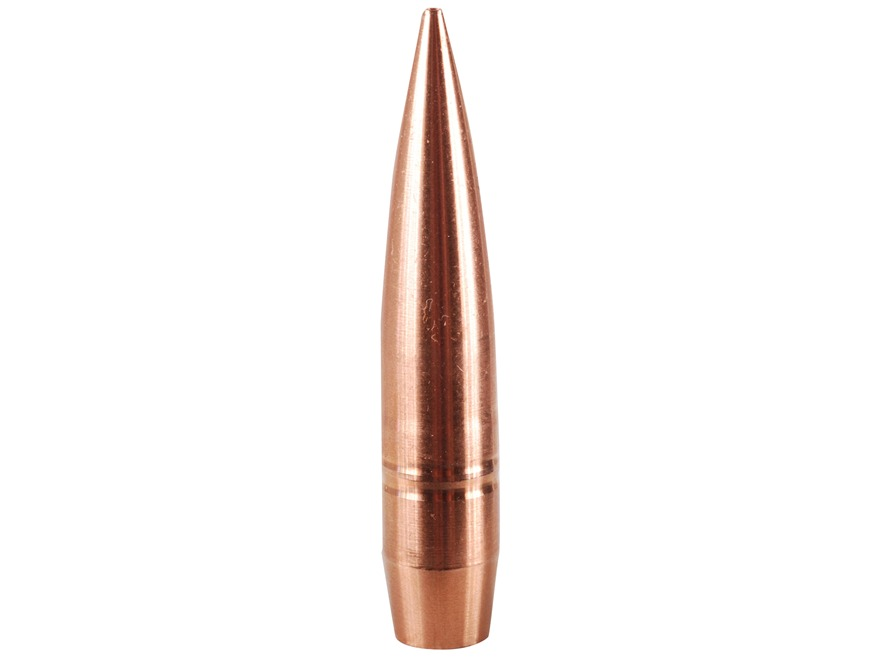 Cutting Edge Bullets Match Tactical Hunting Bullets 338 Caliber (338 Diameter) 252 Grai...