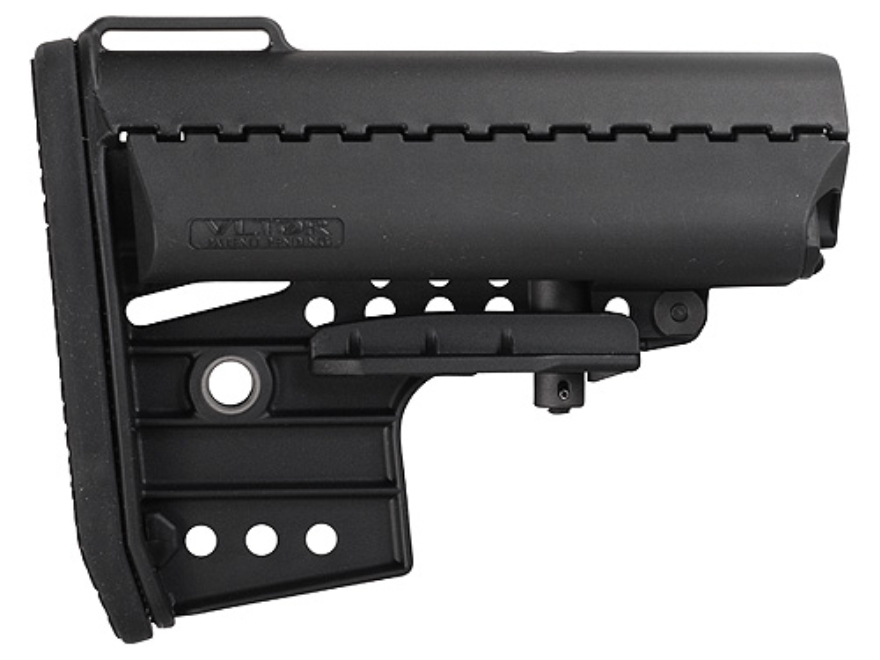 Vltor Clubfoot IMOD Basic Stock Collapsible AR-15, LR-308 Carbine Synthetic