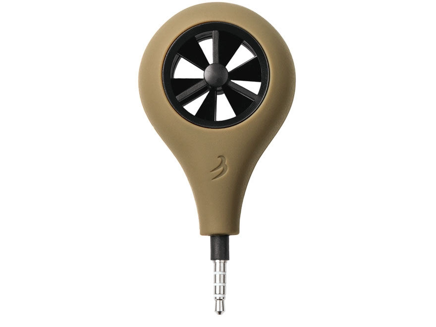 WeatherFlow Precision Shooting WINDmeter Hand Held Wind Meter For Smartphones