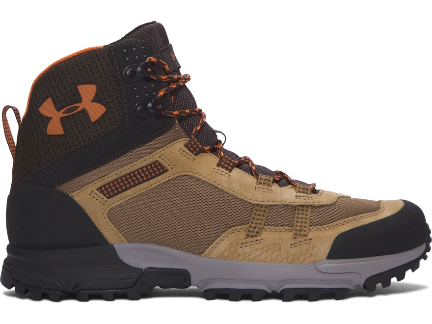 """Under Armour UA Defiance Mid 6"""" Hiking Boots Synthetic Men's"""